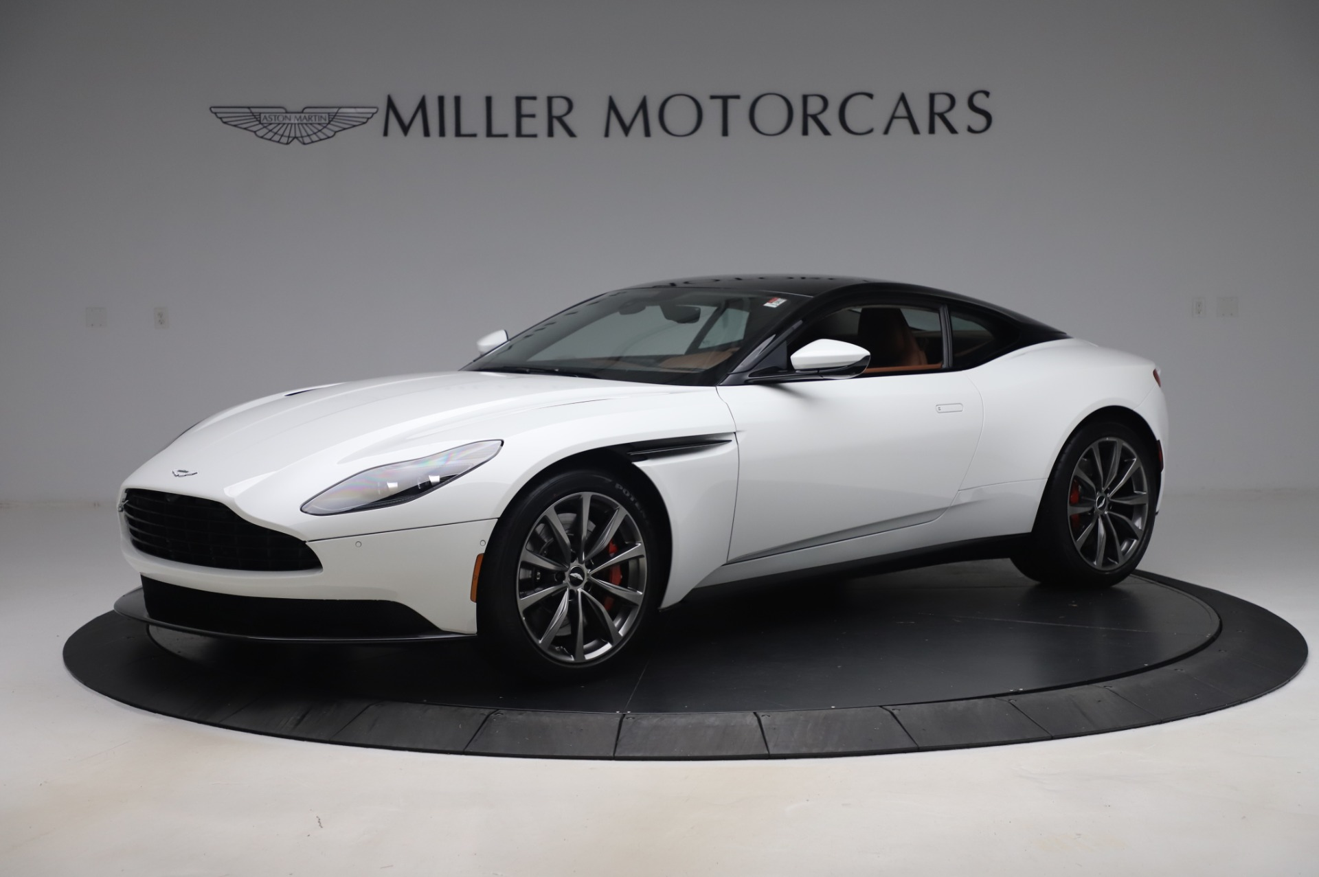 New 2020 Aston Martin DB11 V8 for sale $233,266 at Pagani of Greenwich in Greenwich CT 06830 1