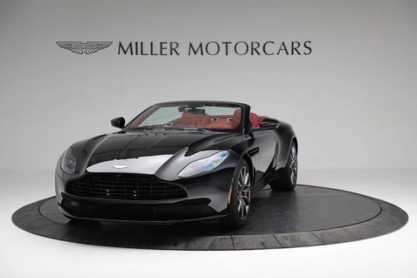 New 2020 Aston Martin DB11 Volante Convertible for sale $247,386 at Pagani of Greenwich in Greenwich CT 06830 12