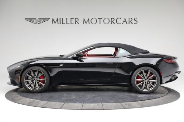 New 2020 Aston Martin DB11 Volante Convertible for sale $247,386 at Pagani of Greenwich in Greenwich CT 06830 14