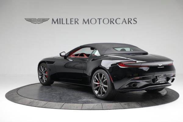 New 2020 Aston Martin DB11 Volante Convertible for sale $247,386 at Pagani of Greenwich in Greenwich CT 06830 15