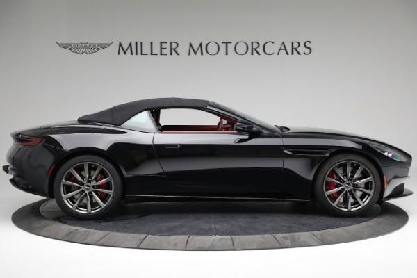 New 2020 Aston Martin DB11 Volante Convertible for sale $247,386 at Pagani of Greenwich in Greenwich CT 06830 17