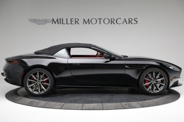 New 2020 Aston Martin DB11 Volante Convertible for sale $247,386 at Pagani of Greenwich in Greenwich CT 06830 18