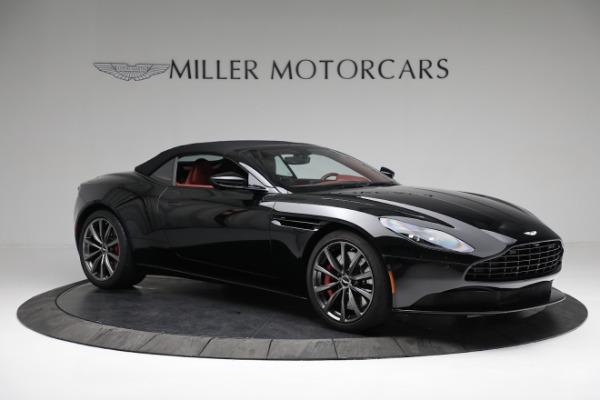 New 2020 Aston Martin DB11 Volante Convertible for sale $247,386 at Pagani of Greenwich in Greenwich CT 06830 19