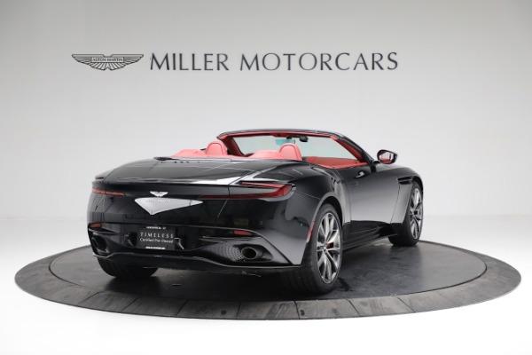 New 2020 Aston Martin DB11 Volante Convertible for sale $247,386 at Pagani of Greenwich in Greenwich CT 06830 6