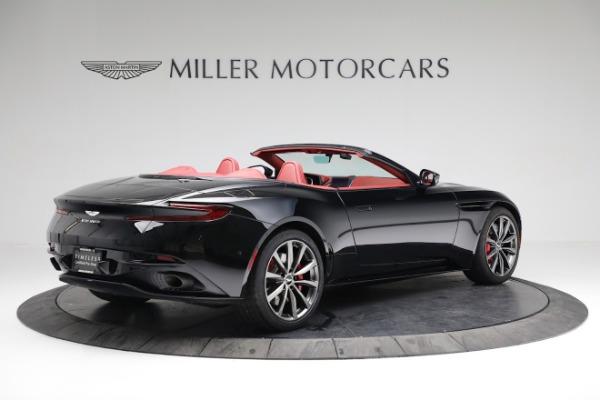 New 2020 Aston Martin DB11 Volante Convertible for sale $247,386 at Pagani of Greenwich in Greenwich CT 06830 7