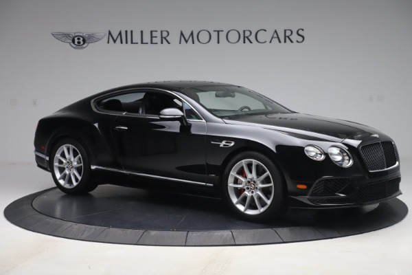 Used 2016 Bentley Continental GT V8 S for sale $124,900 at Pagani of Greenwich in Greenwich CT 06830 10