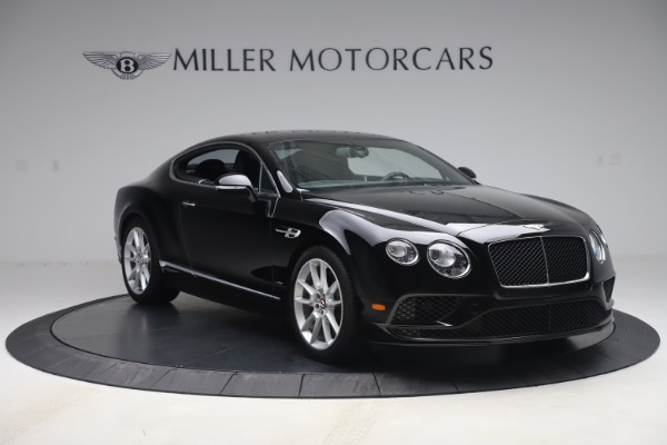 Used 2016 Bentley Continental GT V8 S for sale $119,900 at Pagani of Greenwich in Greenwich CT 06830 11