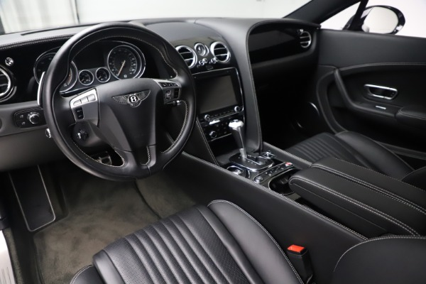 Used 2016 Bentley Continental GT V8 S for sale $119,900 at Pagani of Greenwich in Greenwich CT 06830 13