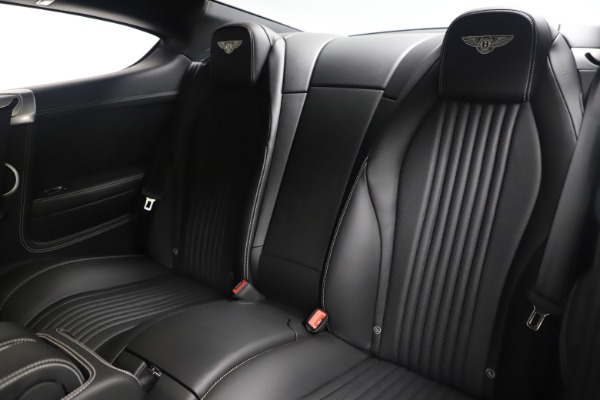Used 2016 Bentley Continental GT V8 S for sale $119,900 at Pagani of Greenwich in Greenwich CT 06830 17