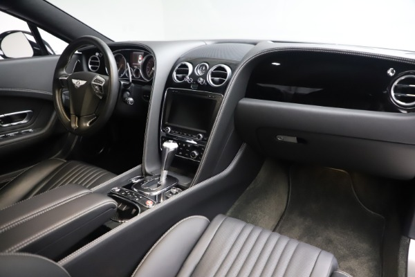 Used 2016 Bentley Continental GT V8 S for sale $124,900 at Pagani of Greenwich in Greenwich CT 06830 18
