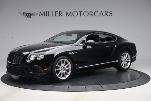 Used 2016 Bentley Continental GT V8 S for sale $119,900 at Pagani of Greenwich in Greenwich CT 06830 2