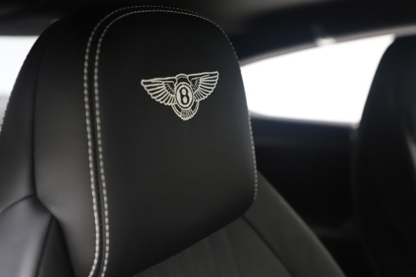 Used 2016 Bentley Continental GT V8 S for sale $119,900 at Pagani of Greenwich in Greenwich CT 06830 24