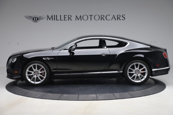 Used 2016 Bentley Continental GT V8 S for sale $119,900 at Pagani of Greenwich in Greenwich CT 06830 3