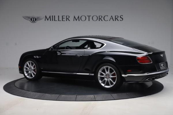 Used 2016 Bentley Continental GT V8 S for sale $119,900 at Pagani of Greenwich in Greenwich CT 06830 4