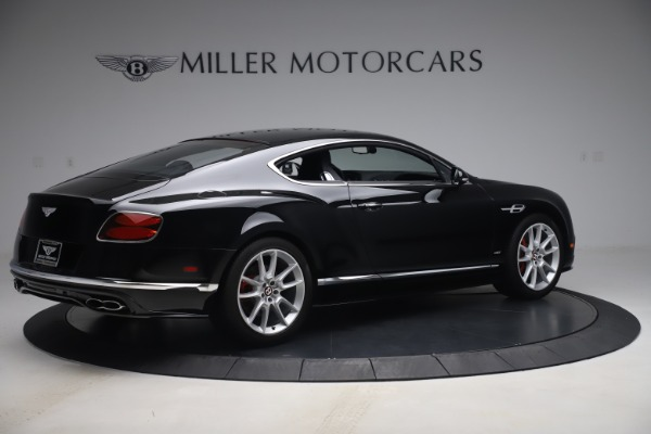 Used 2016 Bentley Continental GT V8 S for sale $119,900 at Pagani of Greenwich in Greenwich CT 06830 8