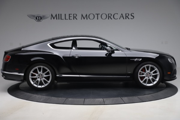 Used 2016 Bentley Continental GT V8 S for sale $119,900 at Pagani of Greenwich in Greenwich CT 06830 9