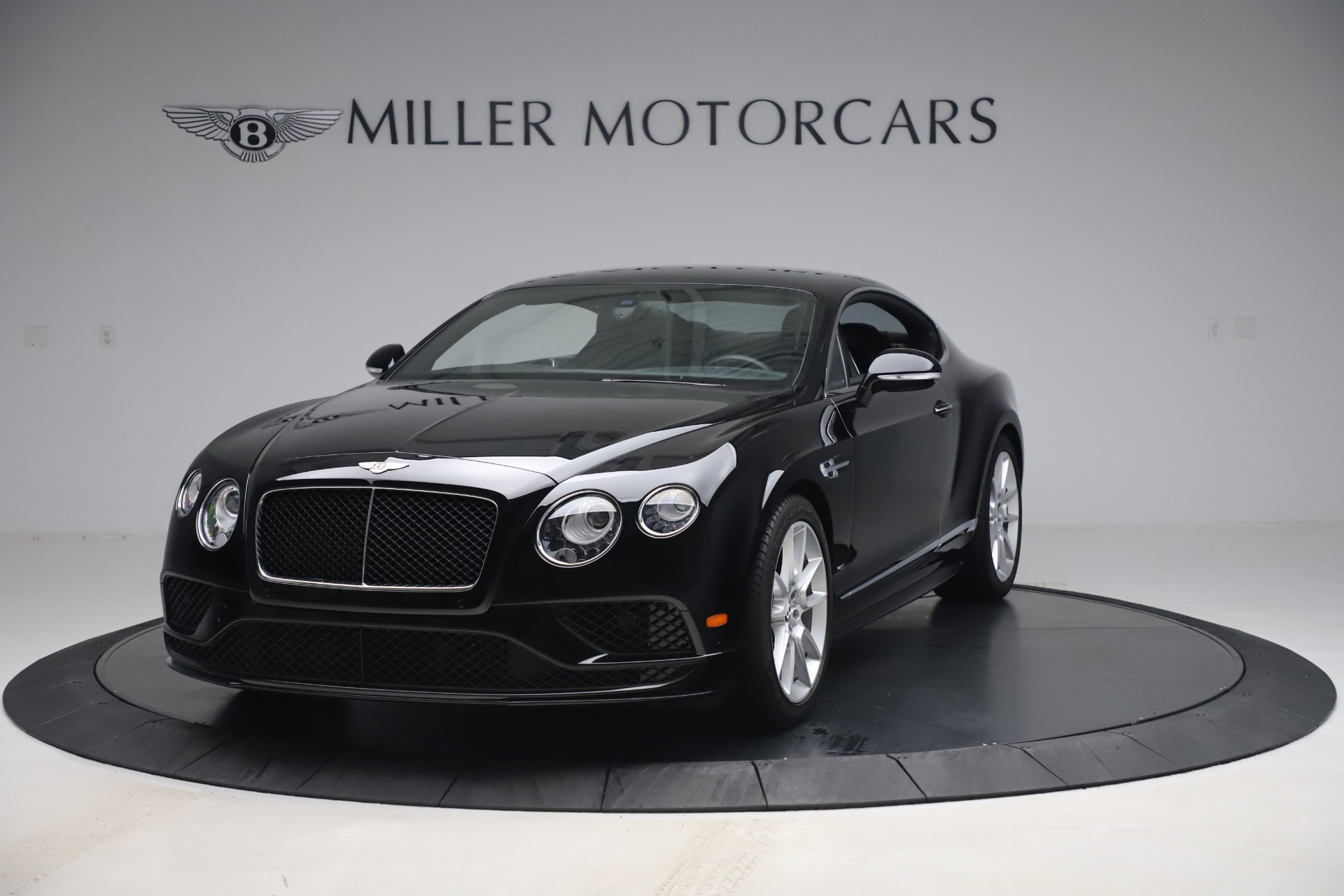 Used 2016 Bentley Continental GT V8 S for sale $124,900 at Pagani of Greenwich in Greenwich CT 06830 1