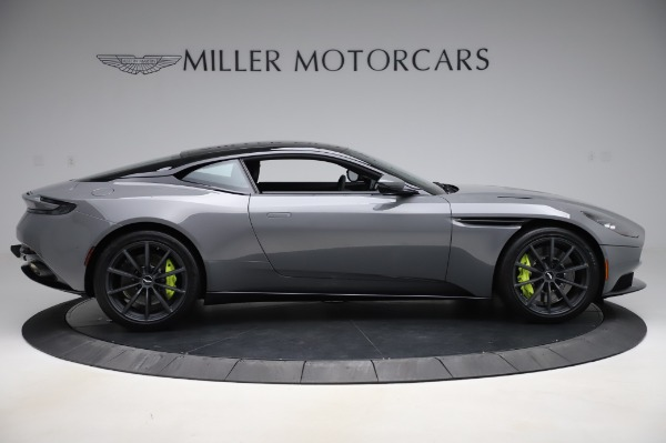 New 2020 Aston Martin DB11 V12 AMR Coupe for sale $265,421 at Pagani of Greenwich in Greenwich CT 06830 10
