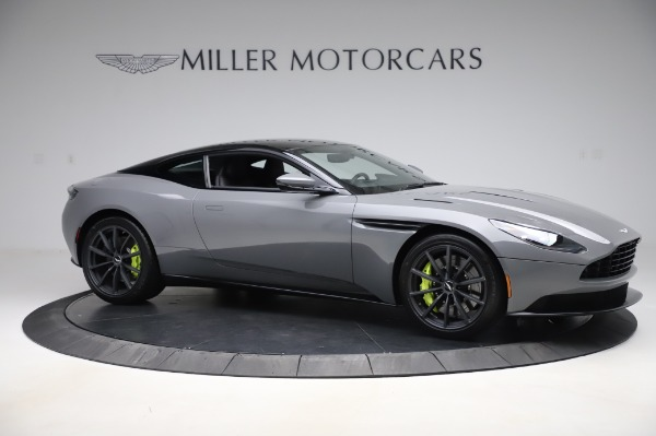New 2020 Aston Martin DB11 V12 AMR Coupe for sale $265,421 at Pagani of Greenwich in Greenwich CT 06830 11