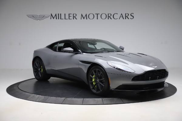 New 2020 Aston Martin DB11 V12 AMR Coupe for sale $265,421 at Pagani of Greenwich in Greenwich CT 06830 12
