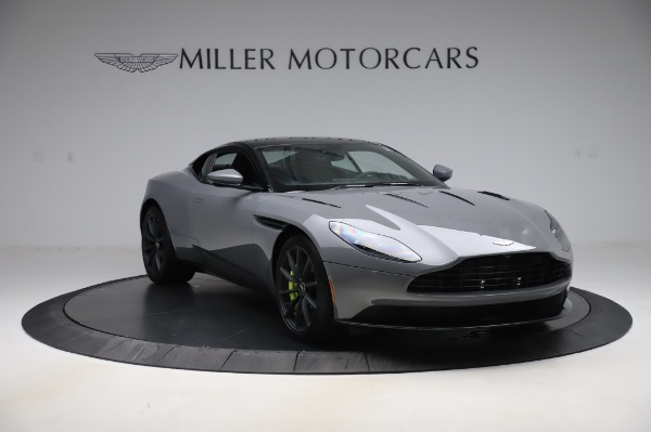 New 2020 Aston Martin DB11 V12 AMR Coupe for sale $265,421 at Pagani of Greenwich in Greenwich CT 06830 13
