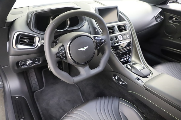 New 2020 Aston Martin DB11 V12 AMR Coupe for sale $265,421 at Pagani of Greenwich in Greenwich CT 06830 15