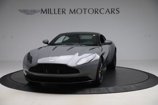 New 2020 Aston Martin DB11 V12 AMR Coupe for sale $265,421 at Pagani of Greenwich in Greenwich CT 06830 2