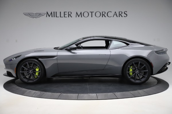 New 2020 Aston Martin DB11 V12 AMR Coupe for sale $265,421 at Pagani of Greenwich in Greenwich CT 06830 3