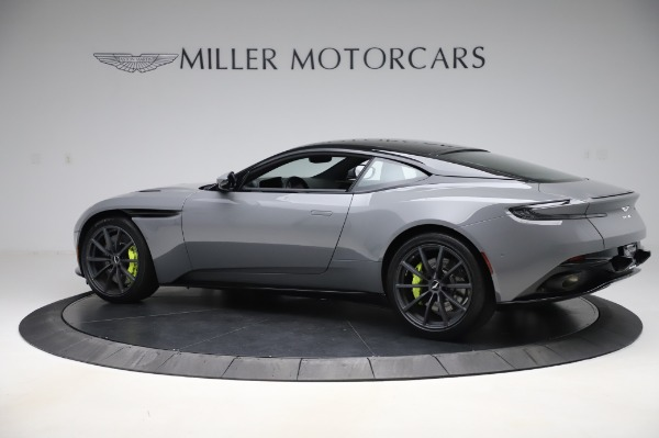New 2020 Aston Martin DB11 V12 AMR Coupe for sale $265,421 at Pagani of Greenwich in Greenwich CT 06830 4