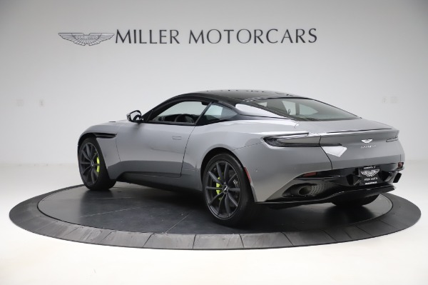 New 2020 Aston Martin DB11 V12 AMR Coupe for sale $265,421 at Pagani of Greenwich in Greenwich CT 06830 5