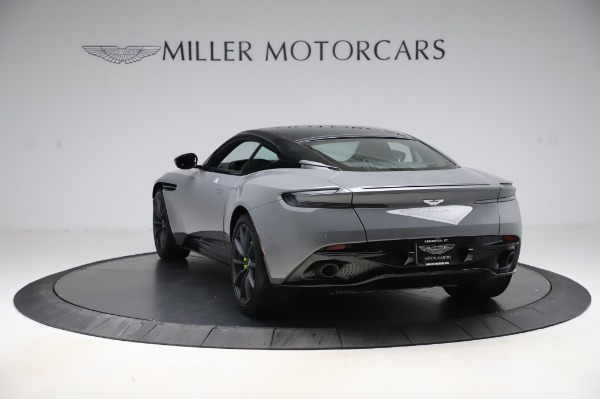 New 2020 Aston Martin DB11 V12 AMR Coupe for sale $265,421 at Pagani of Greenwich in Greenwich CT 06830 6