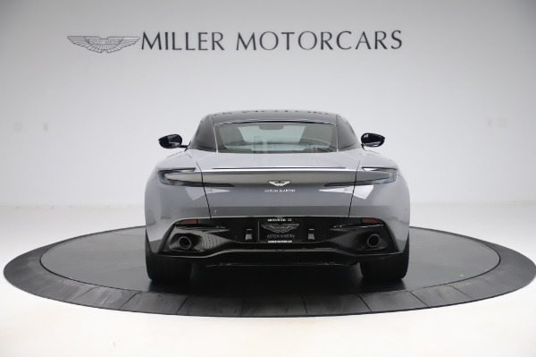 New 2020 Aston Martin DB11 V12 AMR Coupe for sale $265,421 at Pagani of Greenwich in Greenwich CT 06830 7