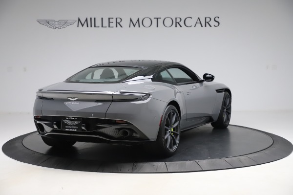 New 2020 Aston Martin DB11 V12 AMR Coupe for sale $265,421 at Pagani of Greenwich in Greenwich CT 06830 8