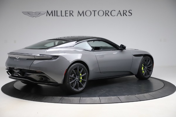 New 2020 Aston Martin DB11 V12 AMR Coupe for sale $265,421 at Pagani of Greenwich in Greenwich CT 06830 9