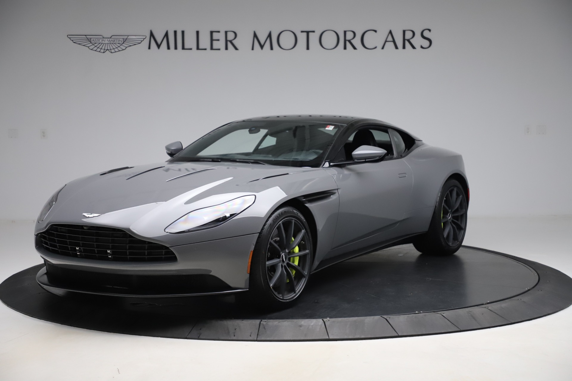 New 2020 Aston Martin DB11 V12 AMR Coupe for sale $265,421 at Pagani of Greenwich in Greenwich CT 06830 1