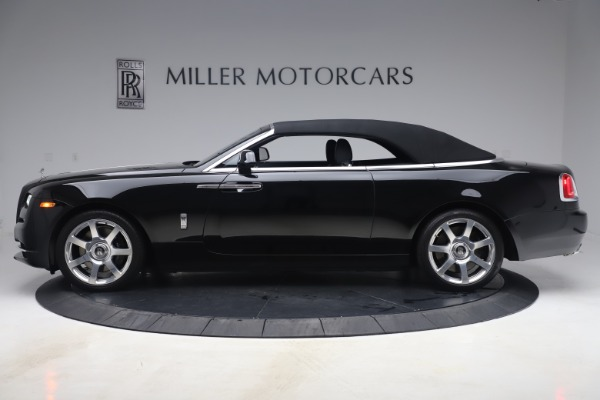 Used 2017 Rolls-Royce Dawn for sale $245,900 at Pagani of Greenwich in Greenwich CT 06830 10