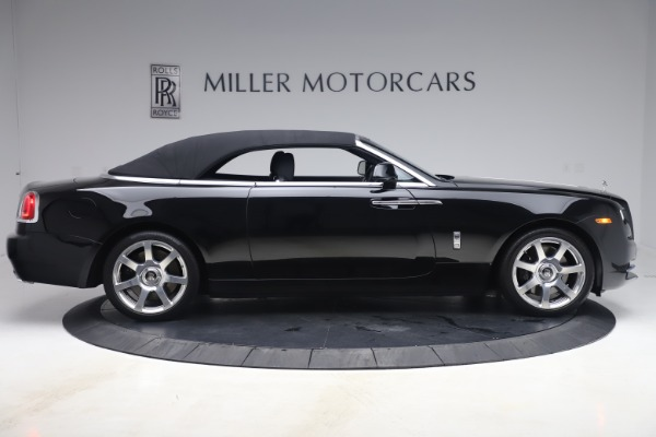 Used 2017 Rolls-Royce Dawn for sale $245,900 at Pagani of Greenwich in Greenwich CT 06830 14