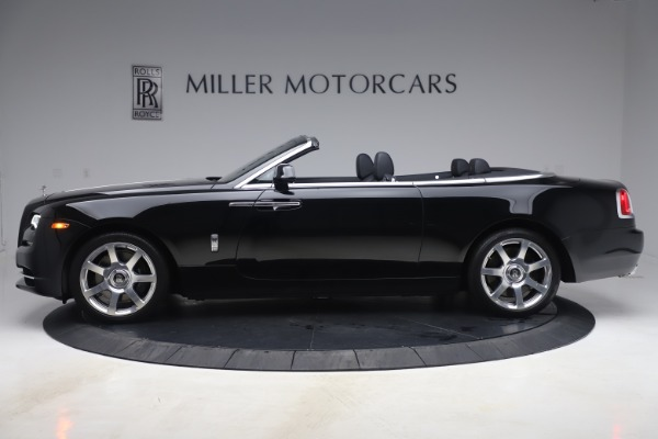 Used 2017 Rolls-Royce Dawn for sale $245,900 at Pagani of Greenwich in Greenwich CT 06830 3