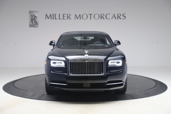 Used 2017 Rolls-Royce Dawn for sale $245,900 at Pagani of Greenwich in Greenwich CT 06830 8