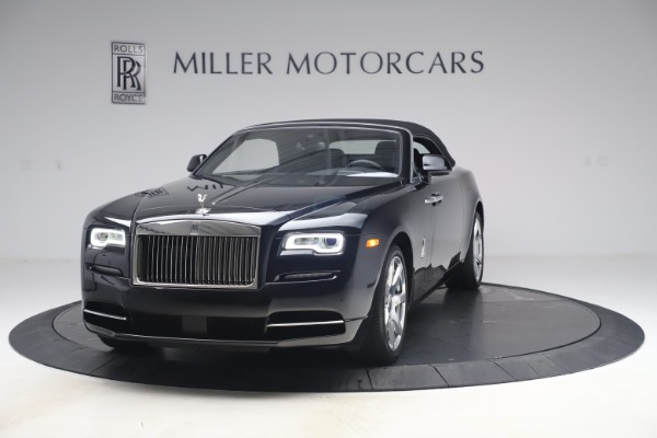 Used 2017 Rolls-Royce Dawn for sale $245,900 at Pagani of Greenwich in Greenwich CT 06830 9