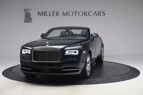 Used 2017 Rolls-Royce Dawn for sale $245,900 at Pagani of Greenwich in Greenwich CT 06830 1