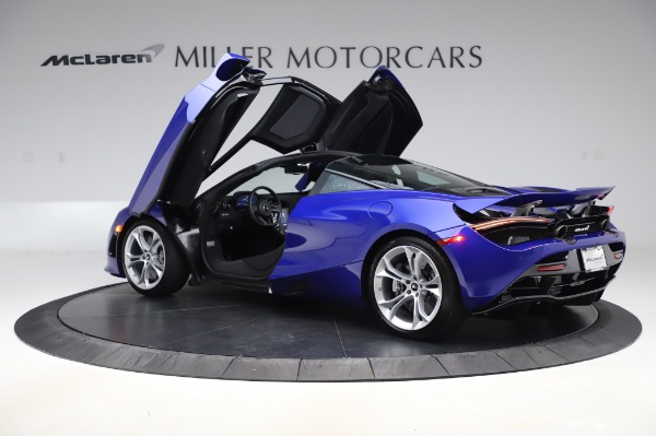New 2020 McLaren 720S Performance for sale $349,050 at Pagani of Greenwich in Greenwich CT 06830 12