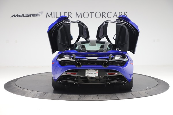 New 2020 McLaren 720S Coupe for sale $349,050 at Pagani of Greenwich in Greenwich CT 06830 13