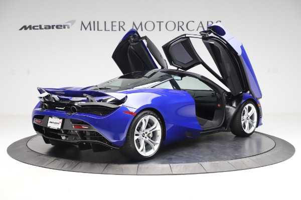 New 2020 McLaren 720S Performance for sale $349,050 at Pagani of Greenwich in Greenwich CT 06830 14