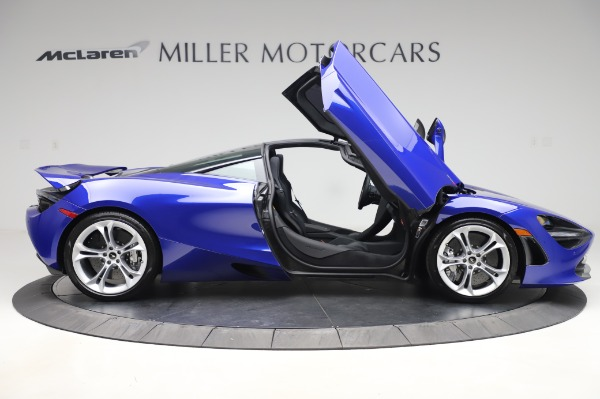 New 2020 McLaren 720S Coupe for sale $349,050 at Pagani of Greenwich in Greenwich CT 06830 15
