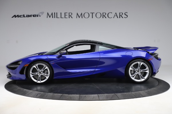 New 2020 McLaren 720S Performance for sale $349,050 at Pagani of Greenwich in Greenwich CT 06830 2