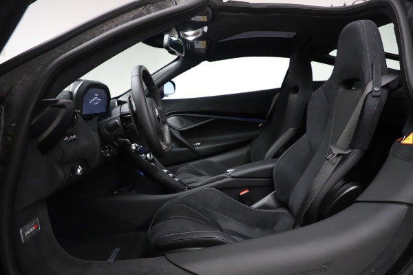 New 2020 McLaren 720S Coupe for sale $349,050 at Pagani of Greenwich in Greenwich CT 06830 21