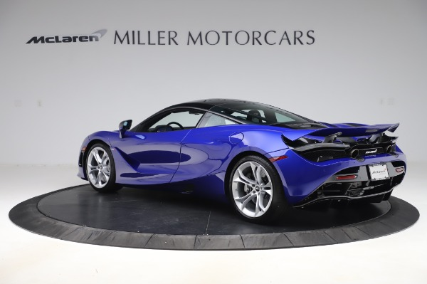 New 2020 McLaren 720S Performance for sale $349,050 at Pagani of Greenwich in Greenwich CT 06830 3
