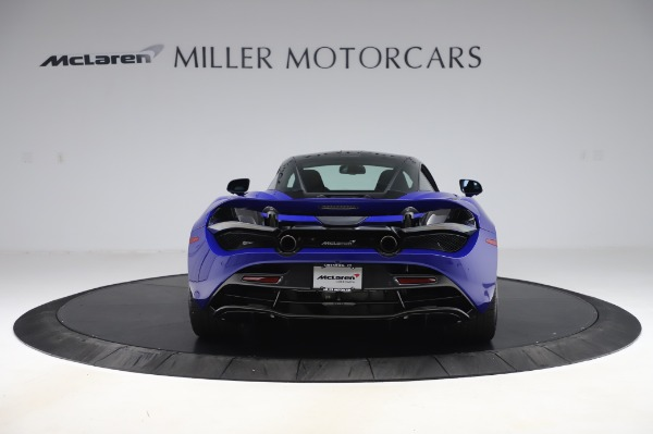 New 2020 McLaren 720S Coupe for sale $349,050 at Pagani of Greenwich in Greenwich CT 06830 4