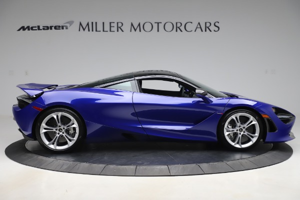 New 2020 McLaren 720S Coupe for sale $349,050 at Pagani of Greenwich in Greenwich CT 06830 6
